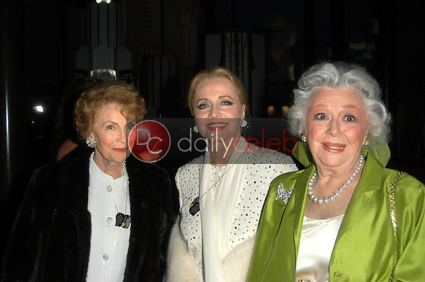 Joan Leslie, Anne Jeffreys and Ann Rutherford