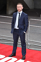 Carl Frampton<br /> at the &quot;Jawbone&quot; premiere held at the bfi, South Bank, London. <br /> <br /> <br /> &copy;Ash Knotek  D3263  08/05/2017