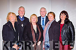 Joan Carmody, Bishop Ray Browne, Kate Carmody, Finbarr and Elma Walsh and Kathleen Culloty at the In Tune for Life concert in the INEC Killarney on Saturday night