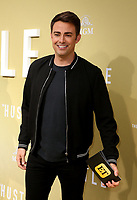 "08 May 2019 - Hollywood, California - Jonathan Bennett. ""The Hustle"" Los Angeles Premiere held at the ArcLight Cinerama Dome. Photo Credit: Faye Sadou/AdMedia"