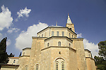 Israel, Jerusalem, the Russian Orthodox Church of the Ascension on the Mount of Olives