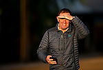 OCT 29: Charlie Appleby at Santa Anita Park in Arcadia, California on Oct 29, 2019. Evers/Eclipse Sportswire/Breeders' Cup