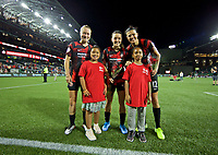 Portland, OR - Saturday, August 17, 2019: Portland Thorns vs Washington Spirit at Providence Park.