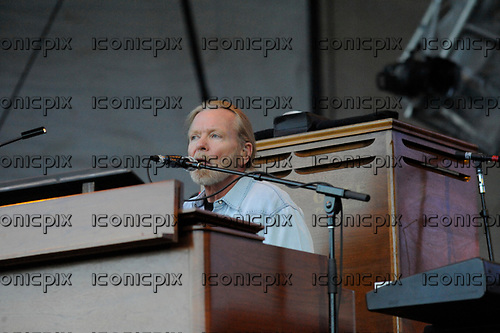 Allman Brothers Band - Gregg Allman performing live at The Charter One Pavillion in Chicago, Illinois USA - Sept. 01, 2009. Photo credit: Gene Ambo/IconicPix ** NOT AVAILABLE FOR GERMANY & FRANCE **