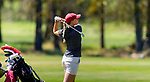 New Mexico State women's golf team competes in the NCAA regional at Tumble Creek Club at Suncadia in Cle Elum, Wash. on  May 6, 2019. (Photography by Scott Eklund/Red Box Pictures)