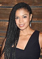 """WEST HOLLYWOOD, CA - AUGUST 10: Susan Kelechi Watson attends NBC's """"This Is Us"""" Pancakes with the Pearsons at 1 Hotel West Hollywood on August 10, 2019 in West Hollywood, California.<br /> CAP/ROT/TM<br /> ©TM/ROT/Capital Pictures"""