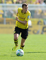 FUSSBALL       DFB POKAL 1. RUNDE        SAISON 2013/2014 SV Wilhelmshaven - Borussia Dortmund    03.08.2013 Kevin Grosskreutz (Borussia Dortmund)   am Ball