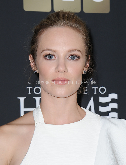 www.acepixs.com<br /> <br /> August 16 2016, New York City<br /> <br /> Danielle Savre arriving at a screening of 'Too Close To Home' at The Paley Center for Media on August 16, 2016 in Beverly Hills, California.<br /> <br /> By Line: Peter West/ACE Pictures<br /> <br /> <br /> ACE Pictures Inc<br /> Tel: 6467670430<br /> Email: info@acepixs.com<br /> www.acepixs.com