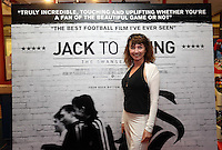 Pictured: Melanie Walters. Sunday 14 September 2014<br />