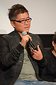 "November, 21st : Tokyo, Japan – The Korean director Je-Kyu Kang appears at a press conference for  the film ""MY WAY"" in the Shinjuku WALD9 CINEMA. This story is based on a true story during the World War Ⅱ. Joe Odagiri (Japan) and Dong-Gun Jang (Korea) play in the movie as main characters. This film will be released from January14th. (Photo by Yumeto Yamazaki/AFLO)"