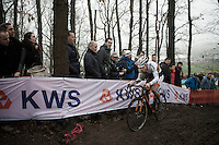 Mathieu Van der Poel (NLD/BKCP-Corendon)f<br /> <br /> Grand Prix Adrie van der Poel, Hoogerheide 2016<br /> UCI CX World Cup