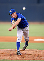 Daniel Duffy - AZL Royals..Photo by:  Bill Mitchell/Four Seam Images