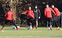 Mijat Gacinovic (Eintracht Frankfurt) - 14.02.2018: Eintracht Frankfurt Training, Commerzbank Arena