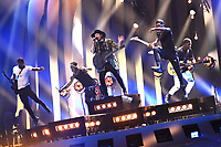 Waylon (The Netherlands)<br /> Eurovision Song Contest Grand Final dress rehearsal, Lisbon, Portugal on May 11 2018.<br /> CAP/PER<br /> &copy;PER/CapitalPictures