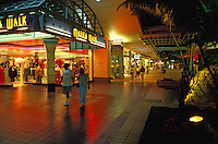Shopping at Ala Moana Center