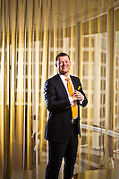 Lars Dalgaard pictures: executive portrait photography of Lars Dalgaard, CEO of Success Factors SAP, by San Francisco corporate photographer Eric Millette