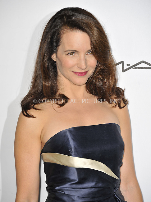 WWW.ACEPIXS.COM....October 11 2012, LA ....Kristin Davis arriving at the amfAR 3rd Annual Inspiration Gala at Milk Studios on October 11, 2012 in Los Angeles, California. ......By Line: Peter West/ACE Pictures......ACE Pictures, Inc...tel: 646 769 0430..Email: info@acepixs.com..www.acepixs.com