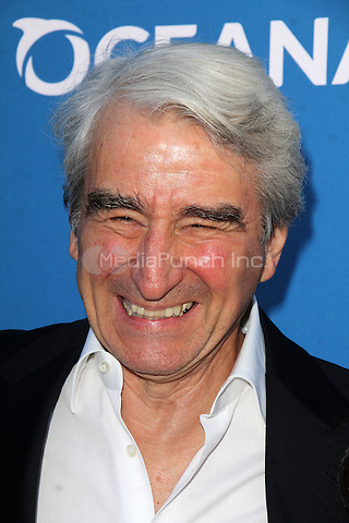 BEVERLY HILLS, CA - SEPTEMBER 28: Sam Waterston at the Concert for Our Oceans hosted by Seth MacFarlane benefitting Oceana at the Wallis Annenberg Center for the Performing Arts on September 28, 2015. Credit: David Edwards/MediaPunch