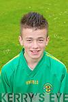 Aidan Kelly  Kerry Kennedy Cup player