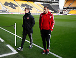 Billy Sharp of Sheffield Utd during the Premier League match at Molineux, Wolverhampton. Picture date: 1st December 2019. Picture credit should read: Simon Bellis/Sportimage