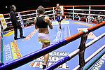 02 marzo 2012 - Thai Boxe Mania<br /> Torino, Palaruffini<br /> <br /> Patrizia Gibelli ITA (SX)<br /> Giulia Grenci ITA (DX)