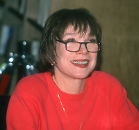 Shirley MacLaine 1991<br /> Photo By John Barrett/PHOTOlink