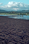 Skagit river estuary, tide, flats, Puget Sound, Washington State, Pacific Northwest,.