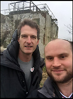 Historian Dan Snow backs the save Tangmere campaign.