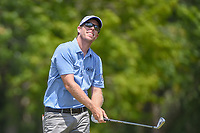 David Hearn (CAN) watches his tee shot on 17 during Round 3 of the Zurich Classic of New Orl, TPC Louisiana, Avondale, Louisiana, USA. 4/28/2018.<br /> Picture: Golffile | Ken Murray<br /> <br /> <br /> All photo usage must carry mandatory copyright credit (&copy; Golffile | Ken Murray)