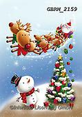 Roger, CHRISTMAS ANIMALS, WEIHNACHTEN TIERE, NAVIDAD ANIMALES, paintings+++++,GBRM2159,#xa#