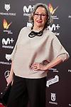 Luisa Gavasa attends red carpet of Feroz Awards 2018 at Magarinos Complex in Madrid, Spain. January 22, 2018. (ALTERPHOTOS/Borja B.Hojas)