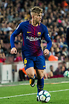 Gerard Deulofeu Lazaro of FC Barcelona in action during the La Liga 2017-18 match between FC Barcelona and Malaga CF at Camp Nou on 21 October 2017 in Barcelona, Spain. Photo by Vicens Gimenez / Power Sport Images