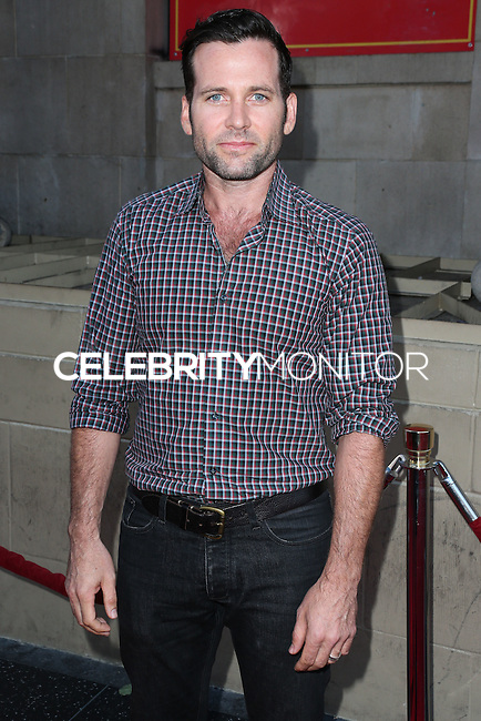 HOLLYWOOD, LOS ANGELES, CA, USA - SEPTEMBER 21: Eion Bailey arrives at the Los Angeles Screening Of ABC's 'Once Upon A Time' Season 4 held at the El Capitan Theatre on September 21, 2014 in Hollywood, Los Angeles, California, United States. (Photo by Xavier Collin/Celebrity Monitor)