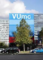 Nederland Amsterdam - September 2018.Zuidas. VU Medisch Centrum. VUmc Cancer Center Amsterdam.  Foto Berlinda van Dam / Hollandse Hoogte