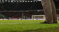 FUSSBALL   1. BUNDESLIGA    SAISON 2012/2013    9. Spieltag   Hannover 96 - Borussia Moenchengladbach         28.10.2012 Symbolbild Fussball