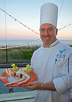 C- Fin Restaurant at Tropicana Resort, Atlantic City NJ 6 14