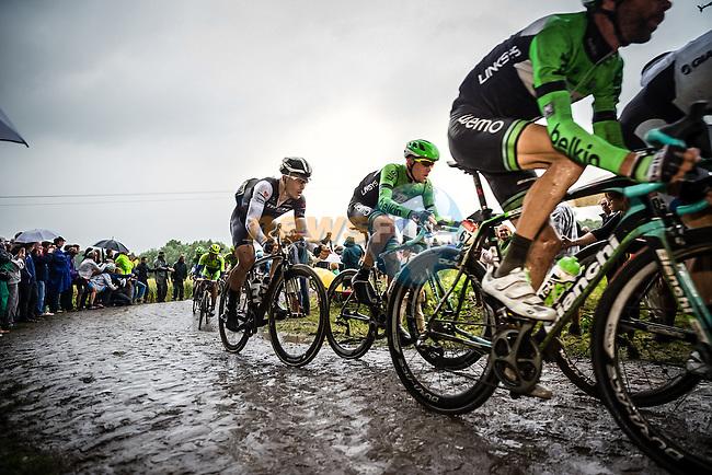 Belkin, Tour de France, Stage 5: Ypres > Arenberg Porte du Hainaut, UCI WorldTour, 2.UWT, Wallers, France, 9th July 2014, Photo by Peloton Photos / Brakethrough Media
