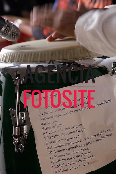 Rio de Janeiro, Brasil – 15/01/2011 - Backstage de Oestudio durante o Fashion Rio  -  Inverno  2011. Foto : Sergio Caddah / Agência Fotosite
