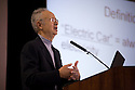 Andy Grove, Senior Advisor to Executive Management, Intel Corporation. Grove was formerly Chairman and CEO of Intel. Opening day of the July 22-24 inaugural Plug-In 2008 Conference & Exposition: A Short Drive to Tomorrow in San Jose, CA. The event showcases the latest technological advances, market research and policy initiatives shaping the future of plug-in hybrid electric vehicles (PHEVs). Original photo is high-resolution (4368 x 2912 pixels).