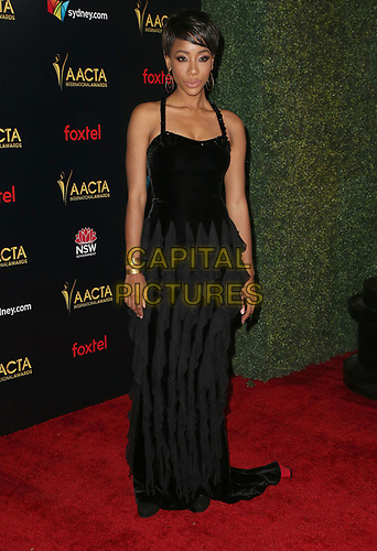 04 January 2019 - West Hollywood California - Charmaine Bingwa. 8th AACTA International Awards held at Skybar at Mondrian Los Angeles.         <br /> CAP/ADM/FS<br /> ©FS/ADM/Capital Pictures