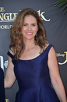 LOS ANGELES, CA. April 4, 2016. Actress Amy Brenneman at the world premiere of &quot;The Jungle Book&quot; at the El Capitan Theatre, Hollywood.<br /> Picture: Paul Smith / Featureflash