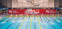 Picture by Allan McKenzie/SWpix.com - 16/12/2017 - Swimming - Swim England Nationals - Swim England Winter Championships - Ponds Forge International Sports Centre, Sheffield, England - GV, general view of the Swim England National Winter Champioinships.
