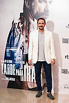 "Luis Callejo during the presentation of the spanish film "" Tarde para la Ira"" at Cines Palafox in Madrid. September 06, Spain. 2016. (ALTERPHOTOS/BorjaB.Hojas)"