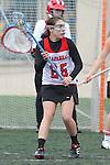 Santa Barbara, CA 02/19/11 - Jessica Prescott (Chaparral #25) in action during the Memorial - Chaparral game at the 2011 Santa Barbara Shootout.