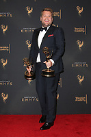 LOS ANGELES, CA - SEPTEMBER 09: James Corden, at the 2017 Creative Arts Emmy Awards- Press Room at Microsoft Theater on September 9, 2017 in Los Angeles, California. <br /> CAP/MPIFS<br /> &copy;MPIFS/Capital Pictures