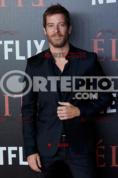 Manu Baqueiro attends to 'Elite' premiere at Museo Reina Sofia in Madrid, Spain. October 02, 2018. (ALTERPHOTOS/A. Perez Meca) /NortePhoto.com NORTEPHOTOMEXICO
