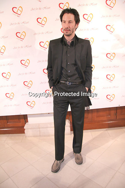 Keanu Reeves<br />&ldquo;Art for the Heart&rdquo;, Auction to benefit CoachArt<br />Christie&rsquo;s<br />Beverly Hills, CA, USA<br />Thursday, November 04th, 2004<br />Photo By Celebrityvibe.com/Photovibe.com, <br />New York, USA, Phone 212 410 5354, <br />email:sales@celebrityvibe.com