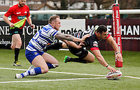 London Broncos v Halifax RLFC 7-3-2016