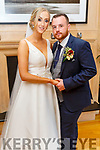 O'Dea/Johnson wedding in the Ballygarry House Hotel on Saturday September 28th