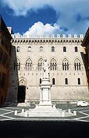 Siena:  Unidentified plaza.